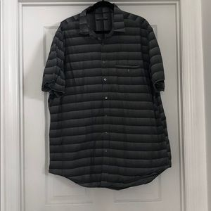 Men's Big and Tall Button Down